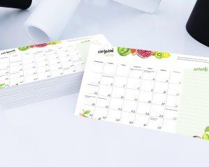 Planer Dietetyka - Sierpień 2019